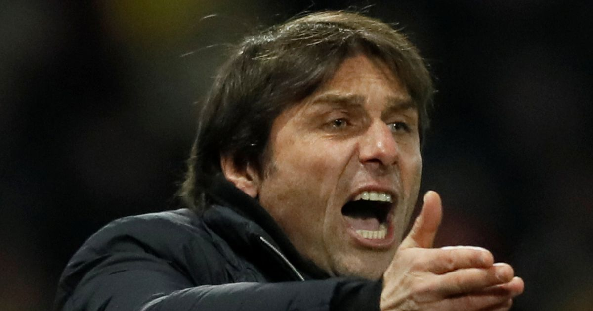 Shock name lined up to take over from Antonio Conte as Chelsea manager
