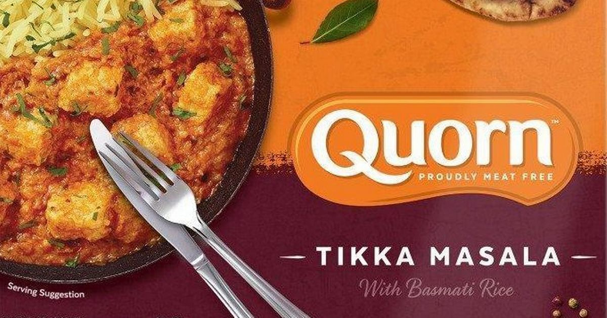 Quorn recall over fears product may contain pieces of rubber