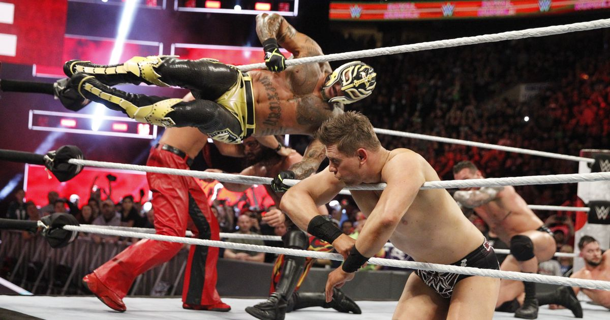 "EXCLUSIVE: Rey Mysterio says there's a ""big possibility"" he'll re-sign with WWE"