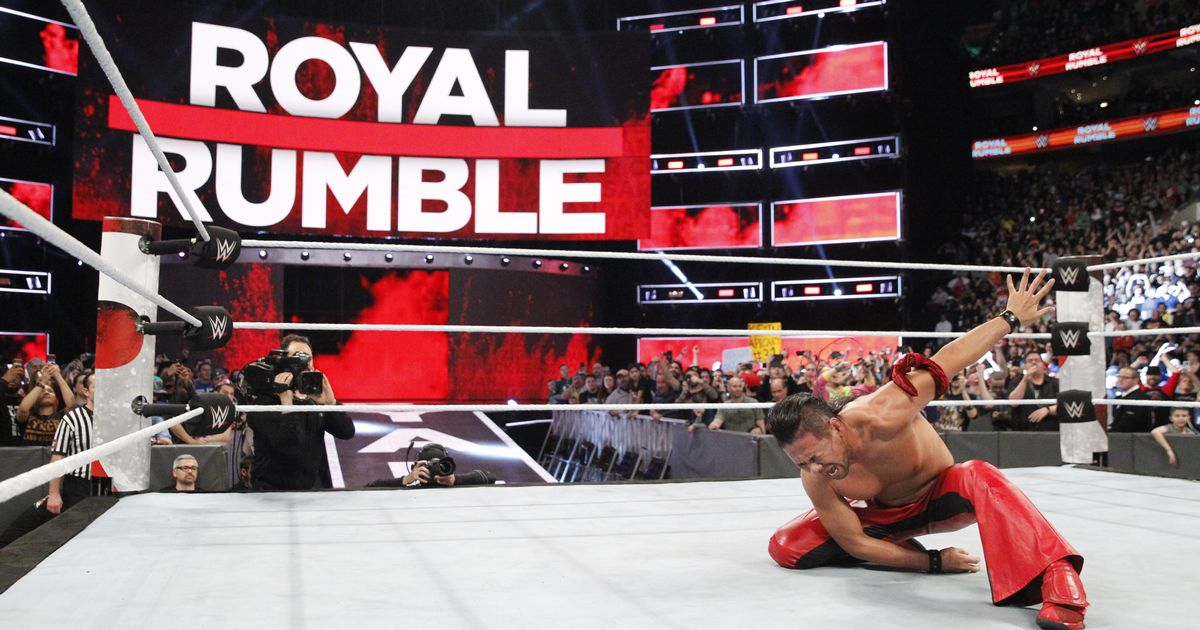 Shinsuke Nakamura had never watched a Royal Rumble before winning it