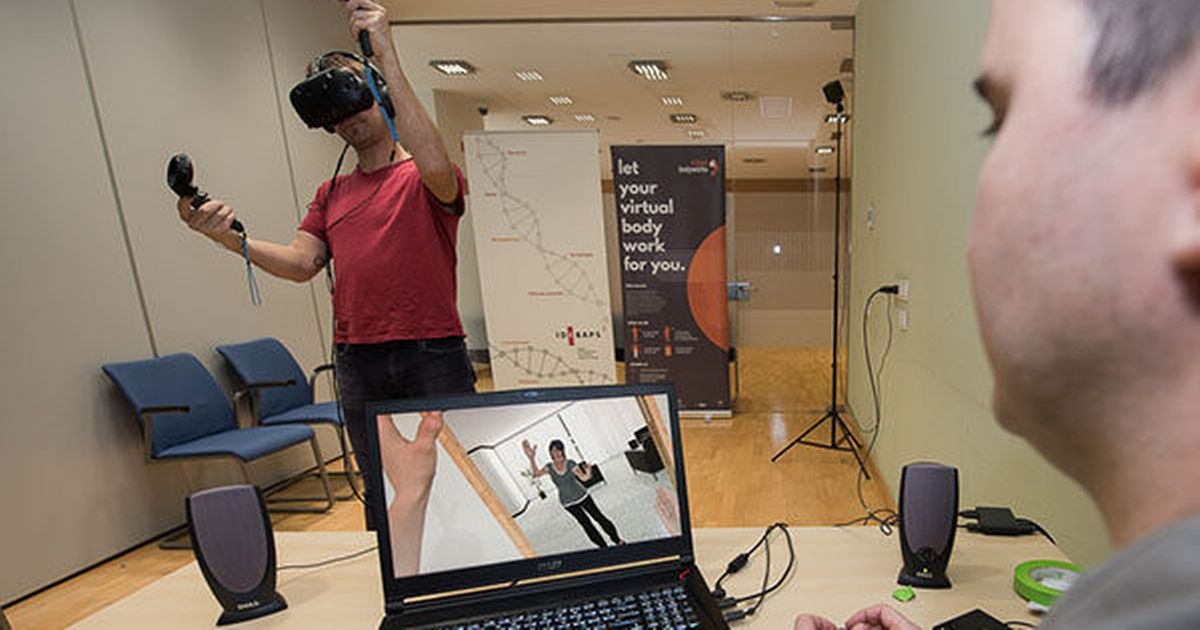 Virtual reality is being used to treat domestic violence offenders