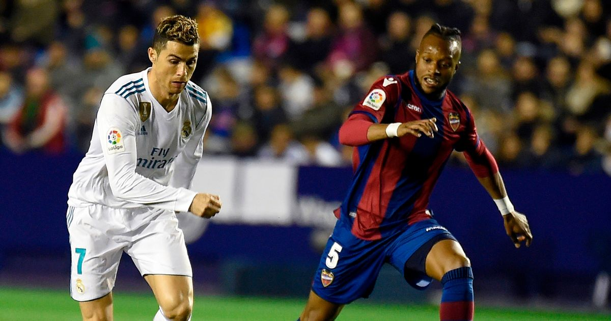Real Madrid player ratings as Ronaldo and Bale get shocking scores