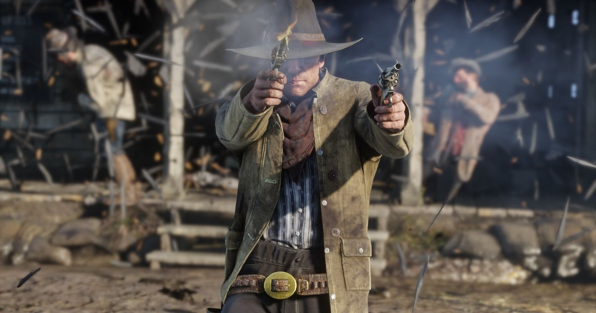Red Dead Redemption 2 release date revealed as Rockstar finally gives a date