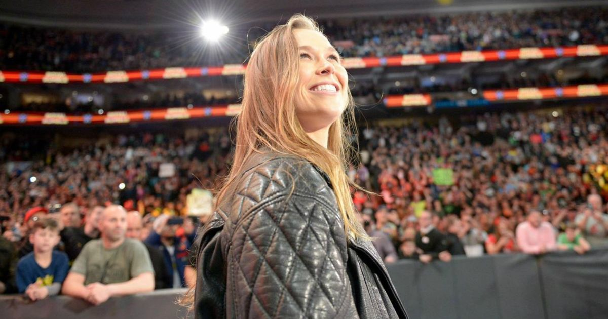 Ronda Rousey's debut WWE fight revealed ahead of WrestleMania 34