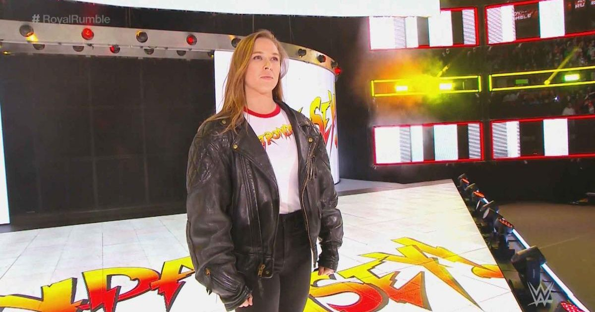 WWE officials 'considering pairing Ronda Rousey with Paul Heyman'