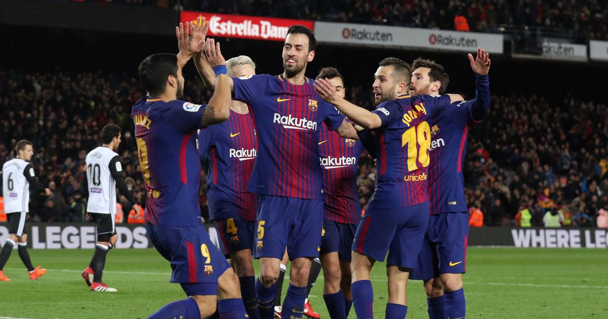 Barcelona and Pixar 'in talks to create animated film' about the Spanish club