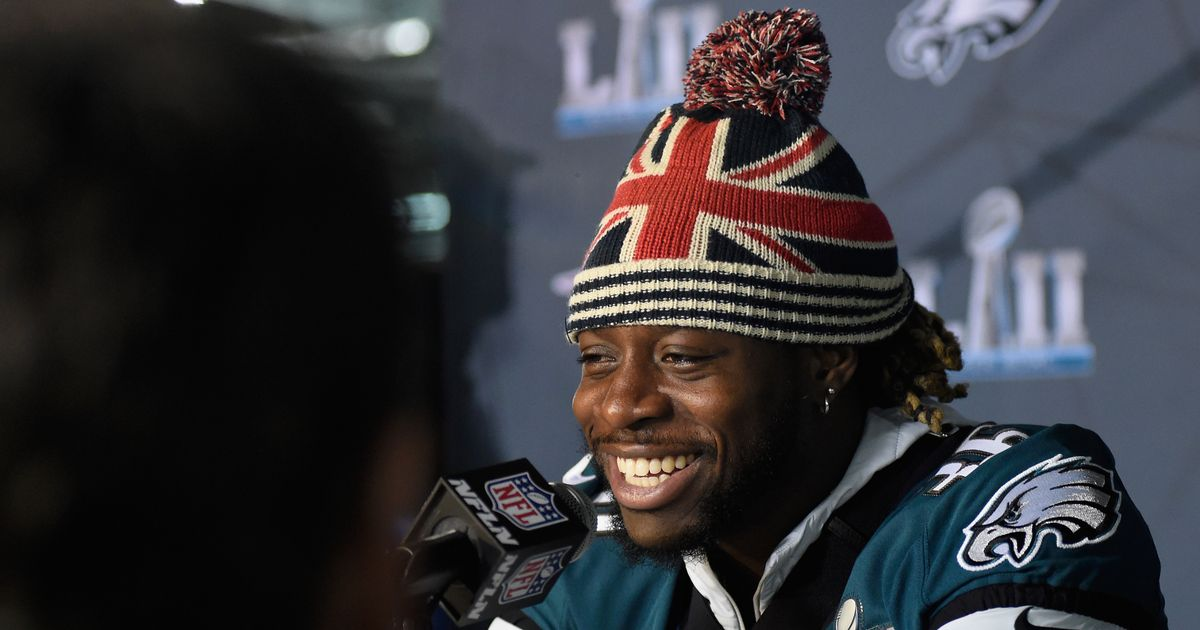 Full Q&A with Philadelhipa Eagles' British running back Jay Ajayi