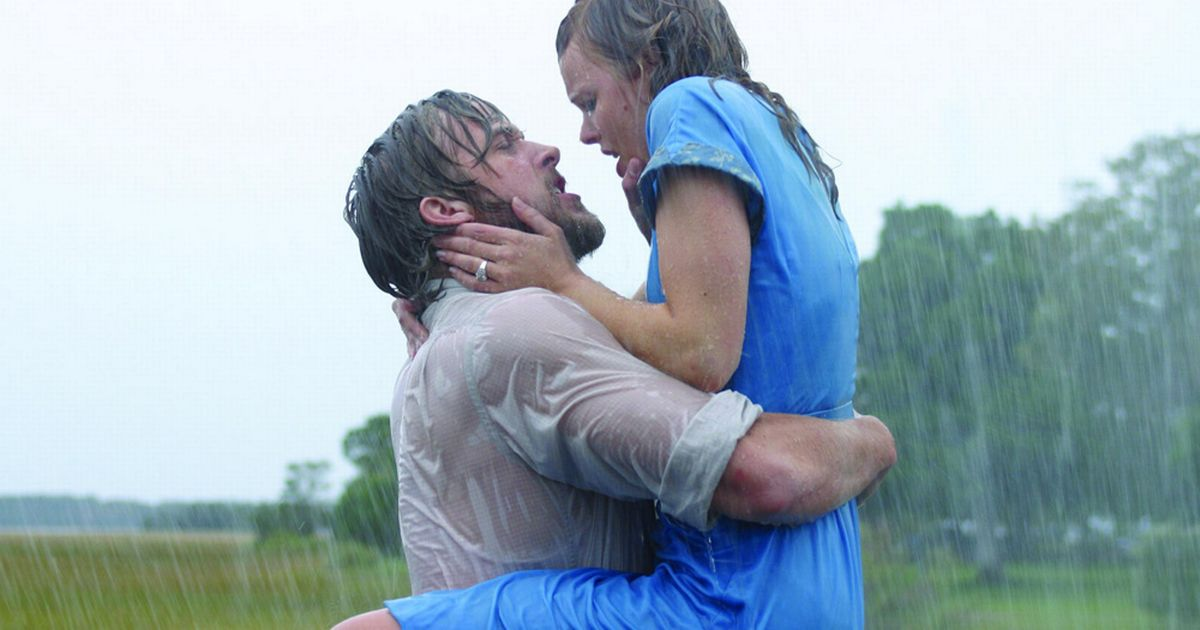 Best romantic movies and film moments for Valentine's Day