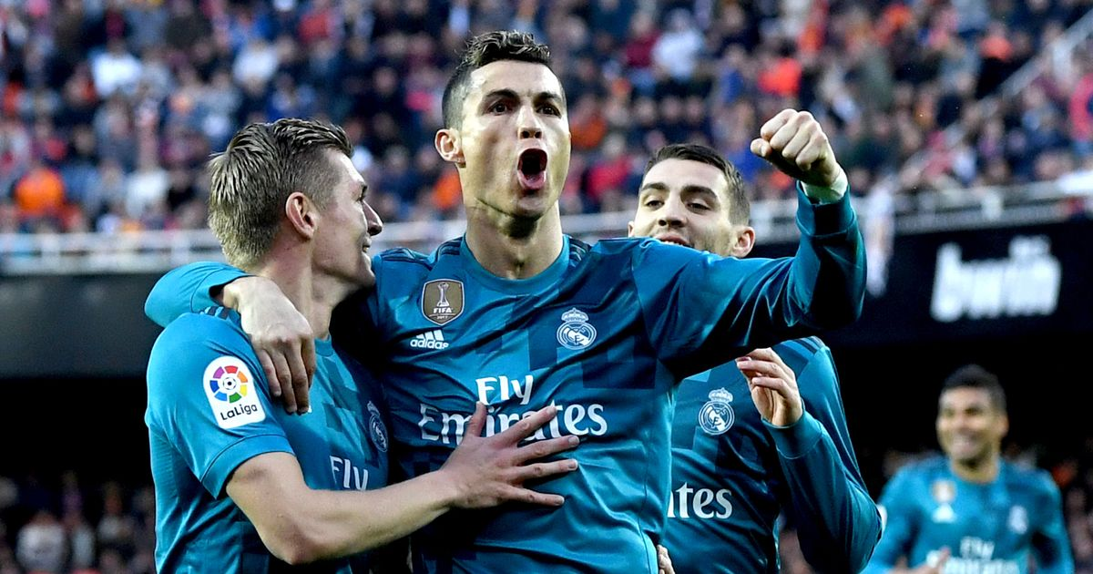 Cristiano Ronaldo reveals future plans and how his body is affecting his career