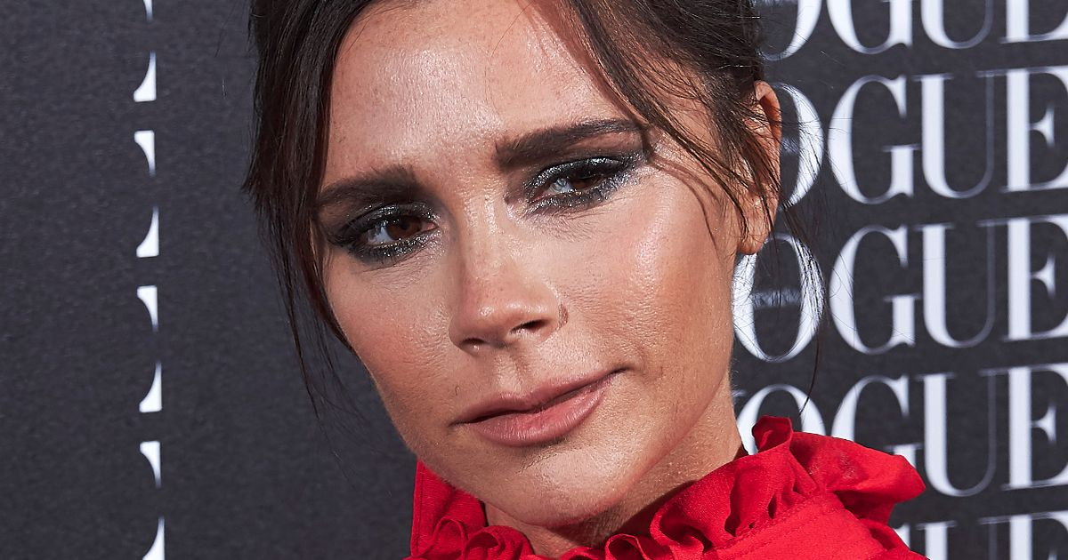 Victoria Beckham caught practising dance moves ahead of Spice Girls reunion tour