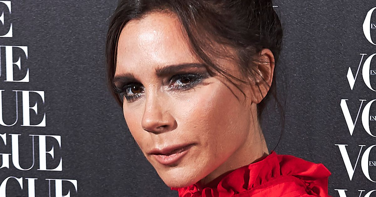 Victoria Beckham reveals why she finally agreed to reunite with the Spice Girls