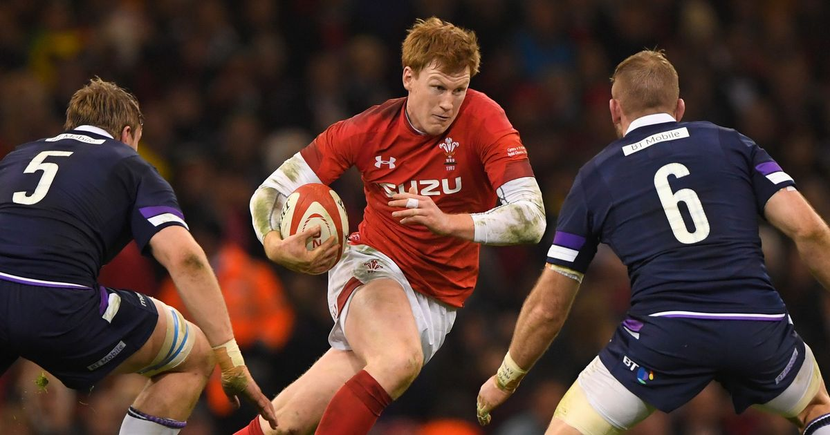 "England's Jones to target ""cocky"" Wales' rookie Patchell with recalled Joseph"
