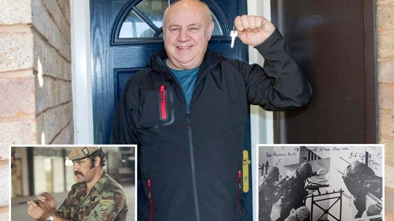 Sas Hero Bob Curry Calls For All 13000 Homeless Veterans To