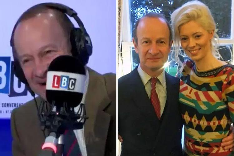 Henry Bolton admits he's getting his ex Jo Marney a Valentine's card – but won't say if they'll be together on Wednesday night