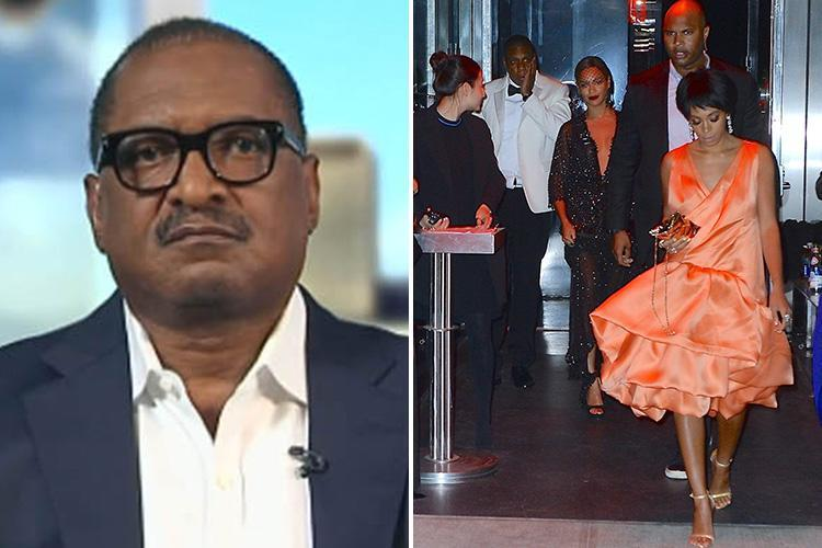 Beyonce's father Mathew Knowles insists Jay Z and Solange's infamous lift fight was a 'mistake' on Good Morning Britain