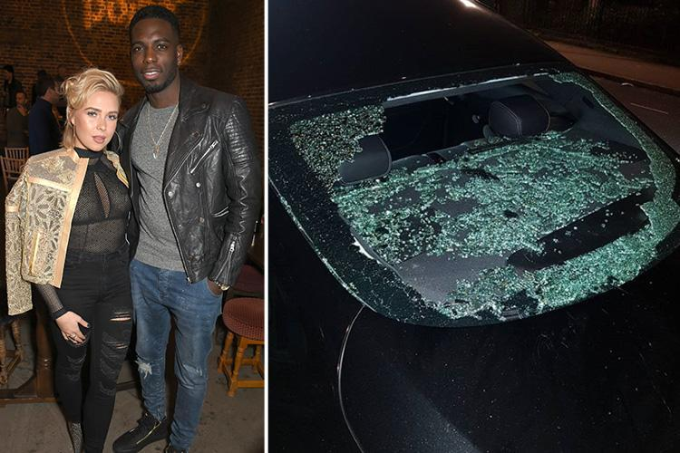 Marcel Somerville says he's 'devastated' as he's forced to put solo career on hold after thieves stole his music from his car