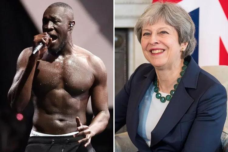 Theresa May hits back at Stormzy's Grenfell criticism saying Government spent £59million helping survivors of disaster