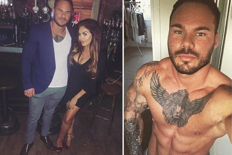 Scarlett Moffatt's new boyfriend is a 'cheat who is using her for fame' claims his ex