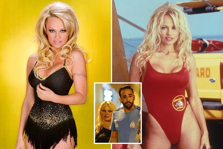 Pamela Anderson, 50, reveals her toy boy lover has been helping her through the menopause