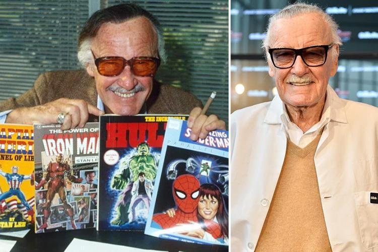 How old is Stan Lee, why's he in hospital and what's his net worth? Marvel Comics boss who's had a cameo in all the Avengers movies