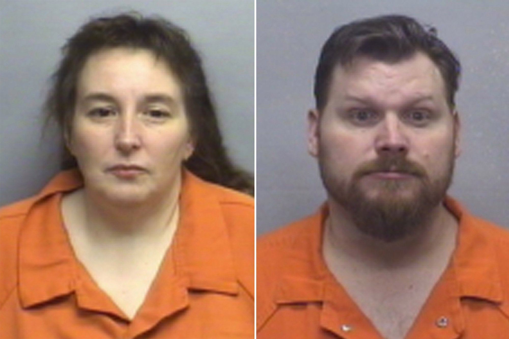 Adoptive parents charged in death of girl missing in 2011
