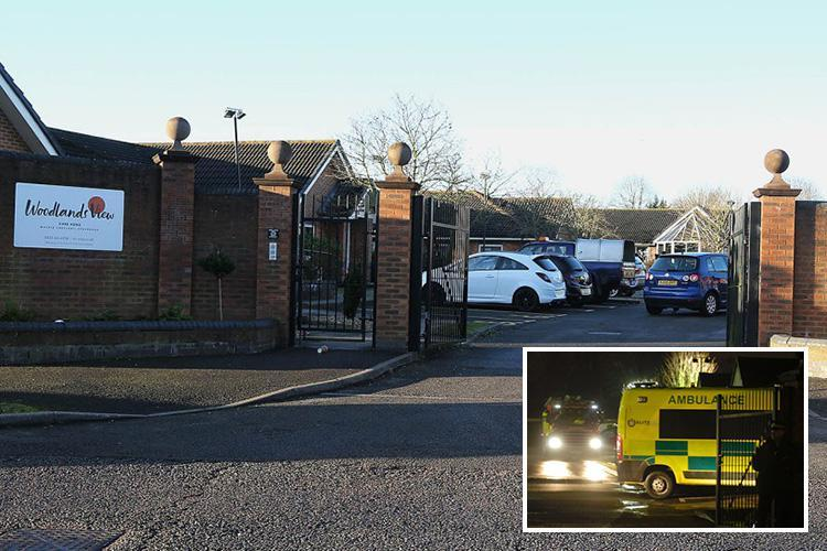 One man dead and six residents hurt after care home fire sparked by oxygen cylinder explosion
