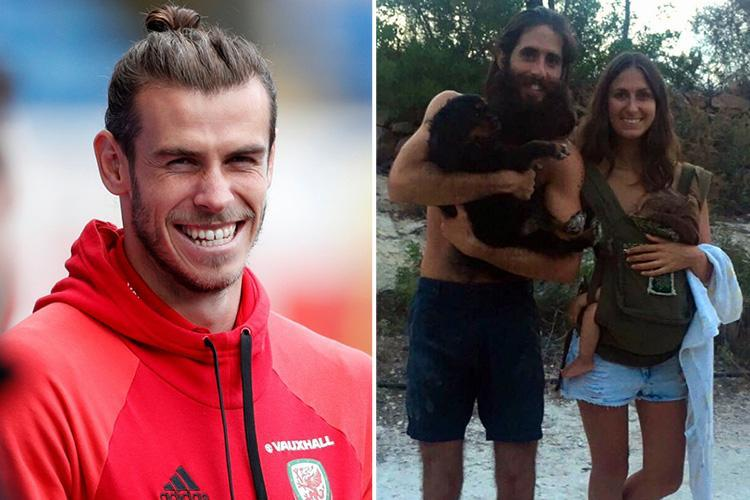 Real Madrid ace Gareth Bale buys a £250,000 house for his future sister-in-law after her partner's suicide