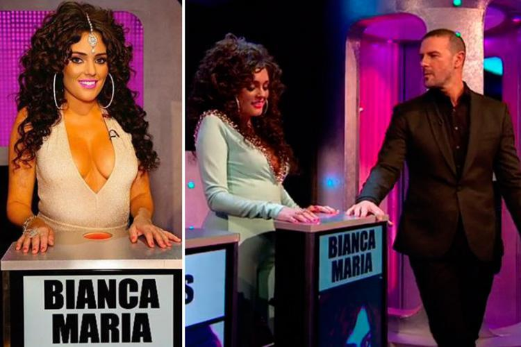 Take Me Out star Bianca Maria living in fear after being bombarded with death threats over her wacky appearance