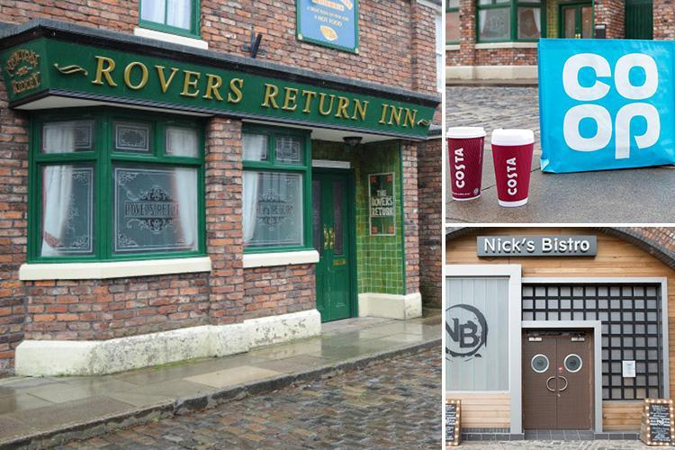 Coronation Street stars so furious they could quit over product placement row
