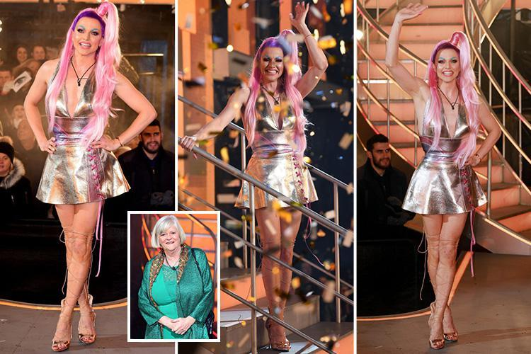 Celebrity Big Brother crowns Courtney Act the winner over Ann Widdecombe in the live final