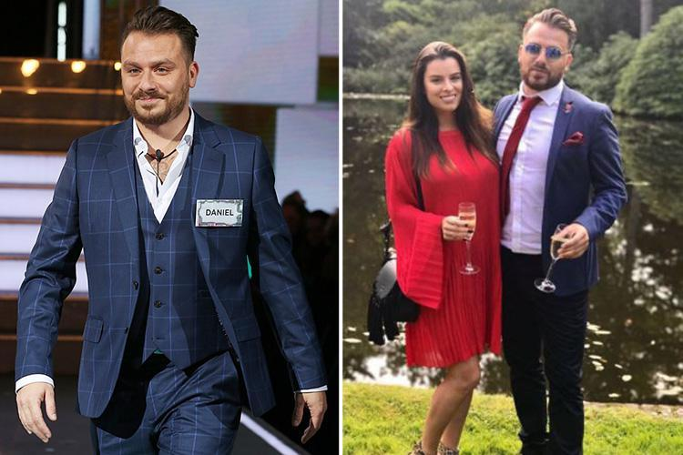 Dapper Laughs' ex-girlfriend claims 'sexist' Celebrity Big Brother star was expelled from school for throwing a chair at his terrified female French teacher and has 'no respect for women'