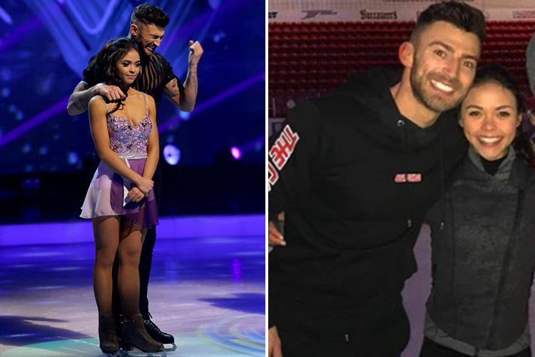 Jake Quickenden confirms Dancing On Ice partner Vanessa Bauer WILL skate with him on Saturday after being bedridden with contagious virus