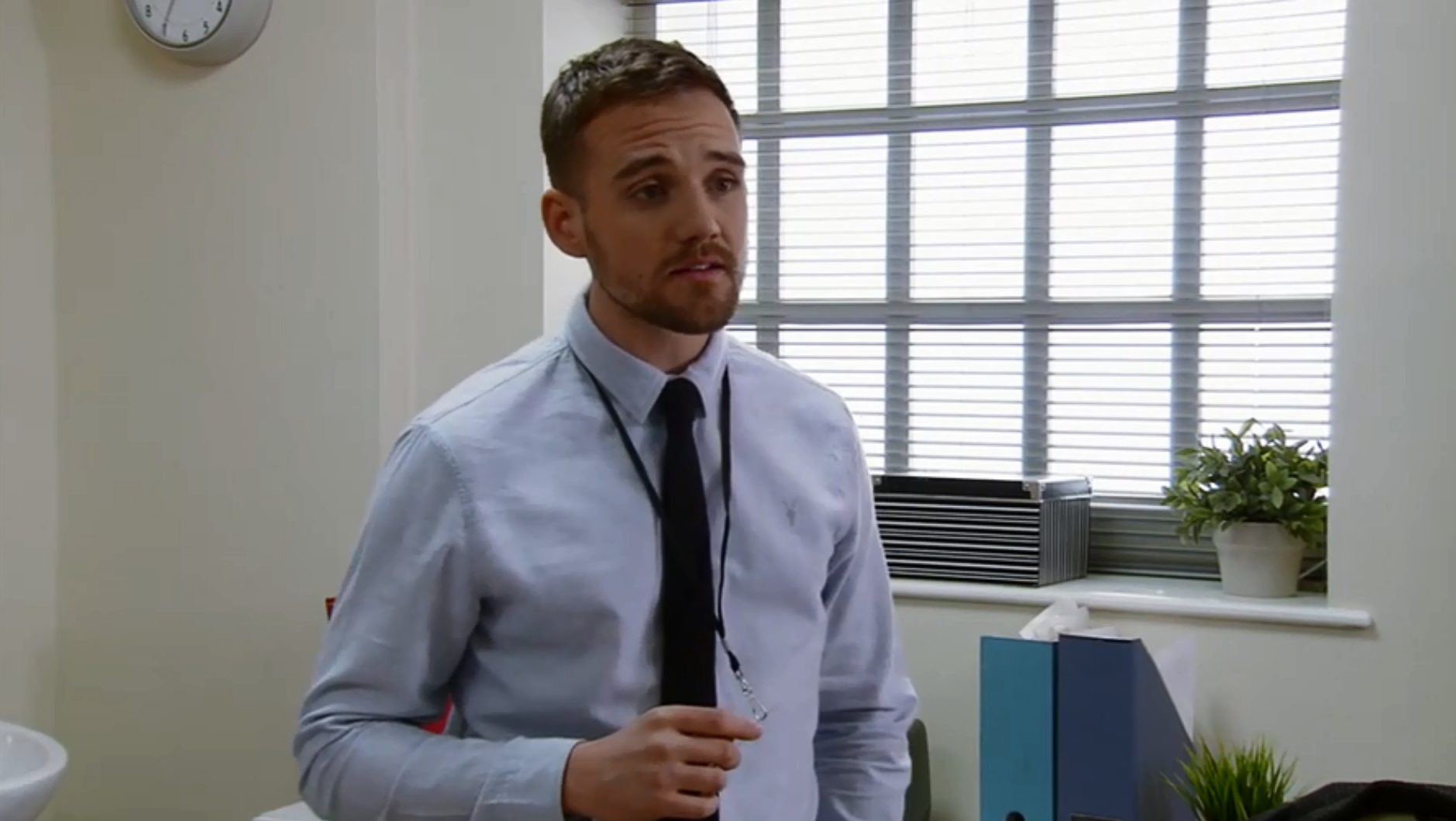 Coronation Street's Ali Neeson arrives and reveals he hasn't spoken to mum Michelle Connor in YEARS