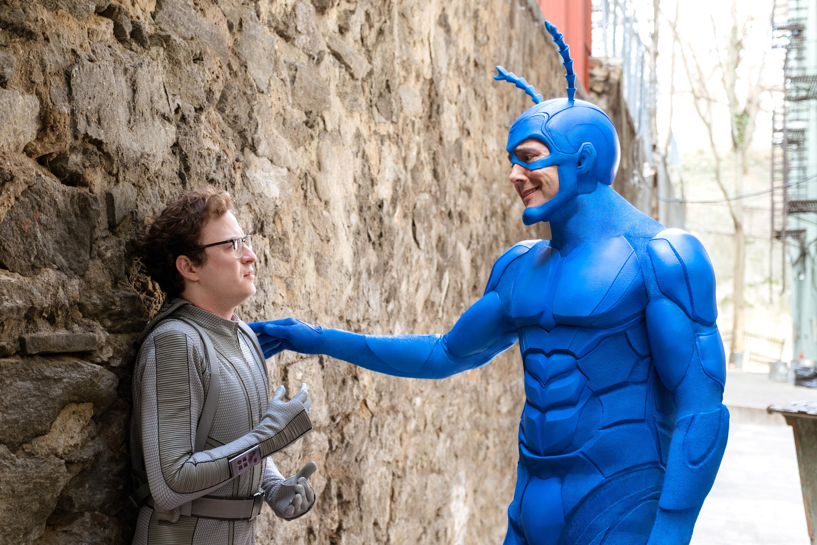 Amazon's The Tick new episodes review: Disapointing, overstretched climax