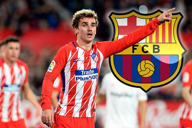 Antoine Griezmann 'set to join Barcelona this summer after reaching agreement with Atletico Madrid'