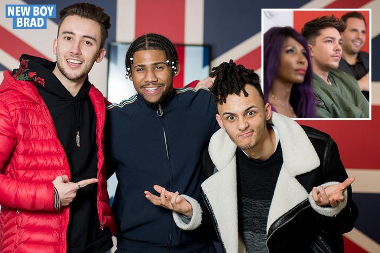 Bizarre unveils X Factor boyband 5AM's new member after our nationwide competition