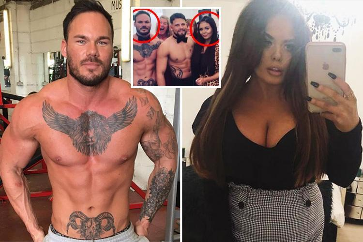 Despite being linked to Ant McPartlin, we reveal that Scarlett Moffatt has secretly been dating a fitness model