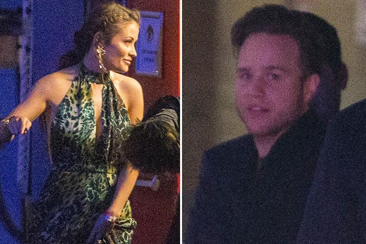 Olly Murs 'has the hots for Jess Impiazzi' after making a surprise appearance at Celebrity Big Brother afterparty