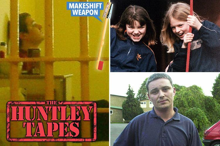 Ian Huntley reveals how inmate tried to kill him with shank in leaked cell confession tapes