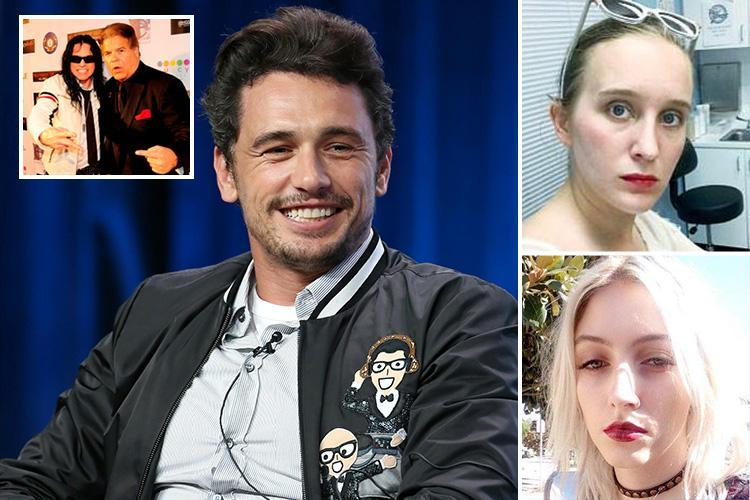 James Franco 'will NOT attend Oscars despite The Disaster Artist nomination over fears of sparking angry backlash in wake of sex allegations'