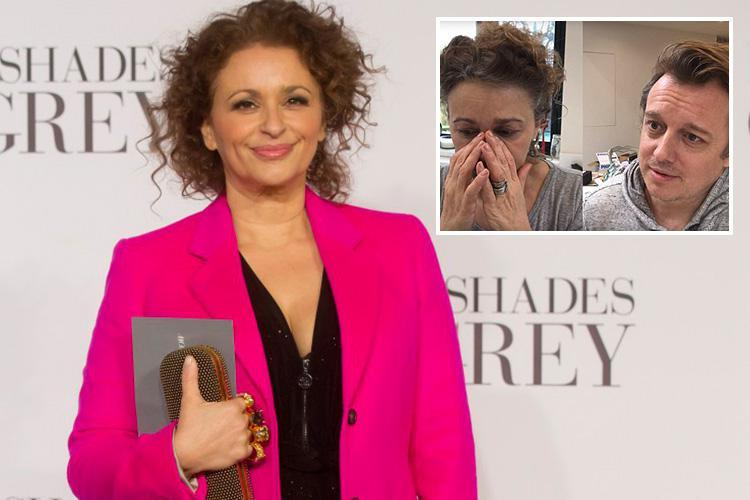 Loose Women's Nadia Sawalha is convinced her four miscarriages are punishment for having an abortion