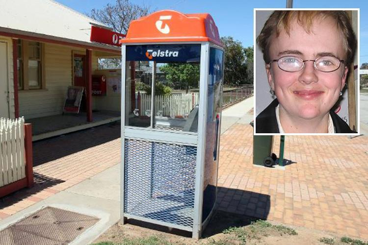 Pregnant woman was called from a payphone nine years ago – and hasn't been seen since