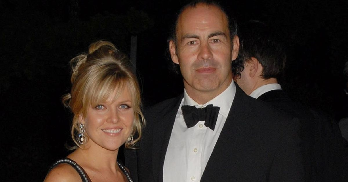 Extras star Ashley Jensen speaks of shock after finding husband dead