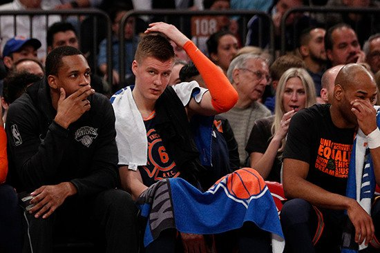 Another brutal loss tells us all we need to know about the Knicks