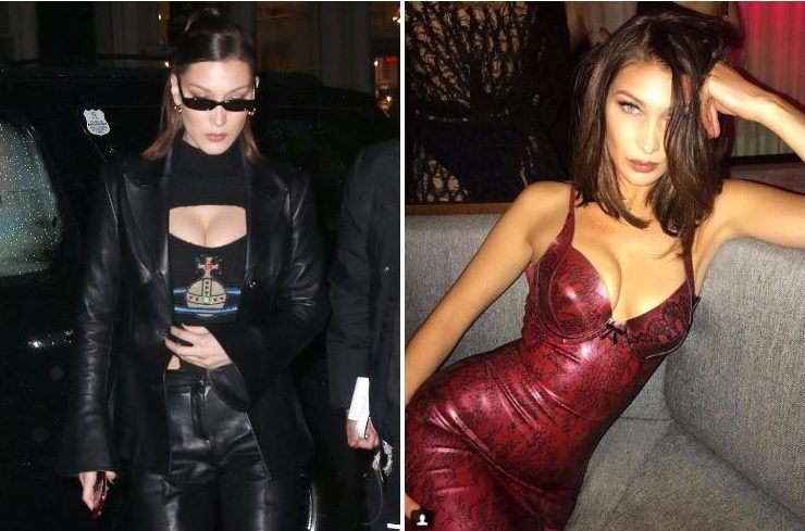 Bella Hadid calls cops on 'stalker fan' who posted a picture of her apartment on Instagram