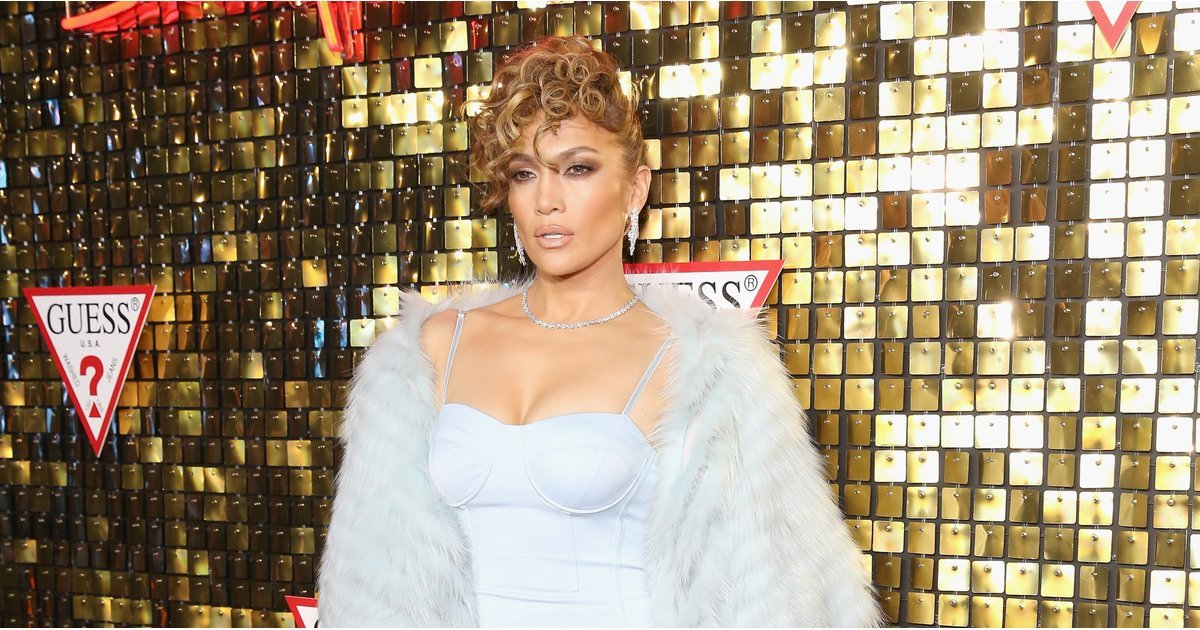 Your Eyes Might Not Be Ready to Check Out Jennifer Lopez's Dress — It's That Fabulous