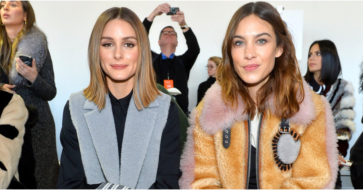 These Celebrities Are Distracting Us With Their Stylish Outfits on the NYFW Front Row