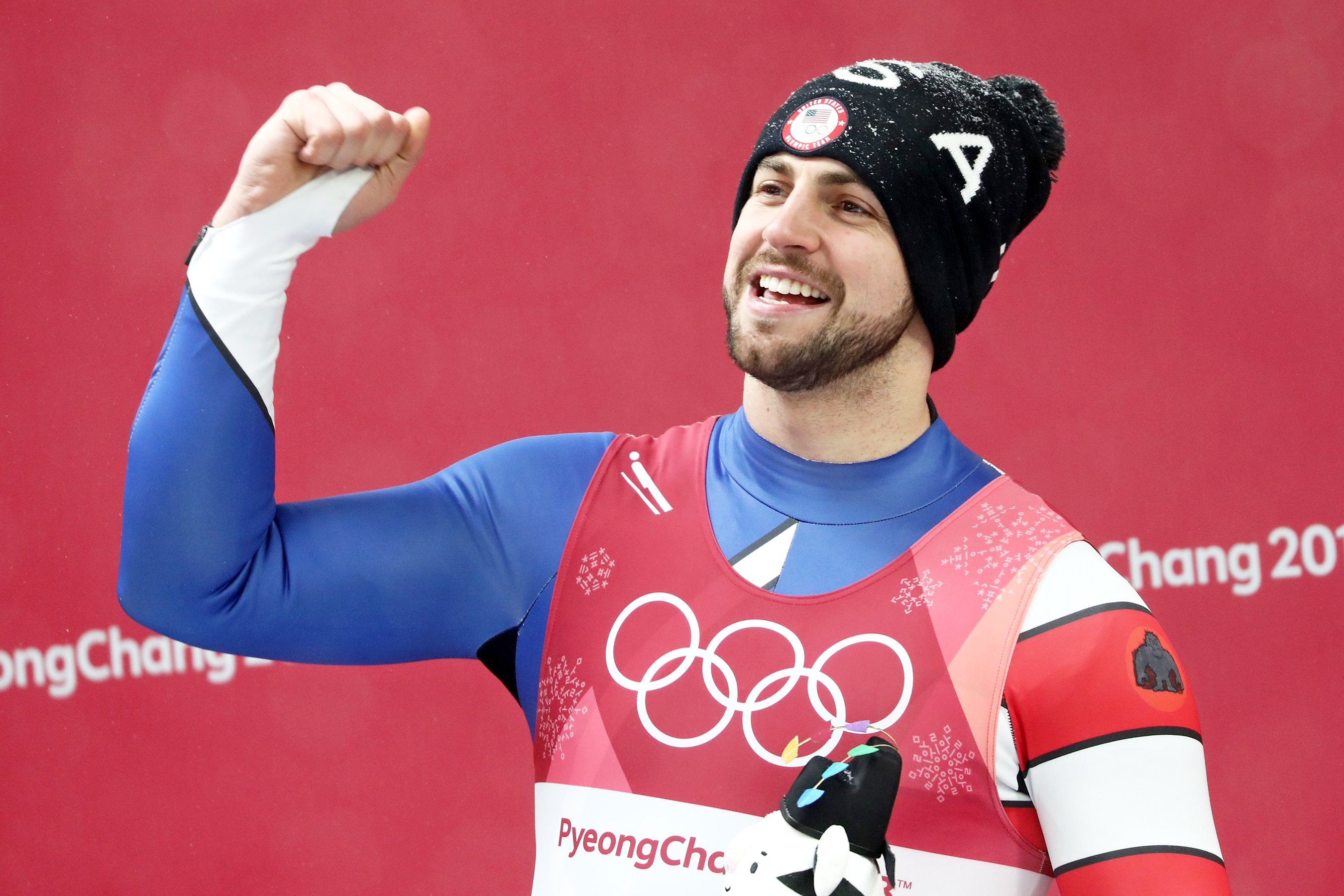 Olympics 2018: Luger Chris Mazdzer loves This Is Us, electronic music