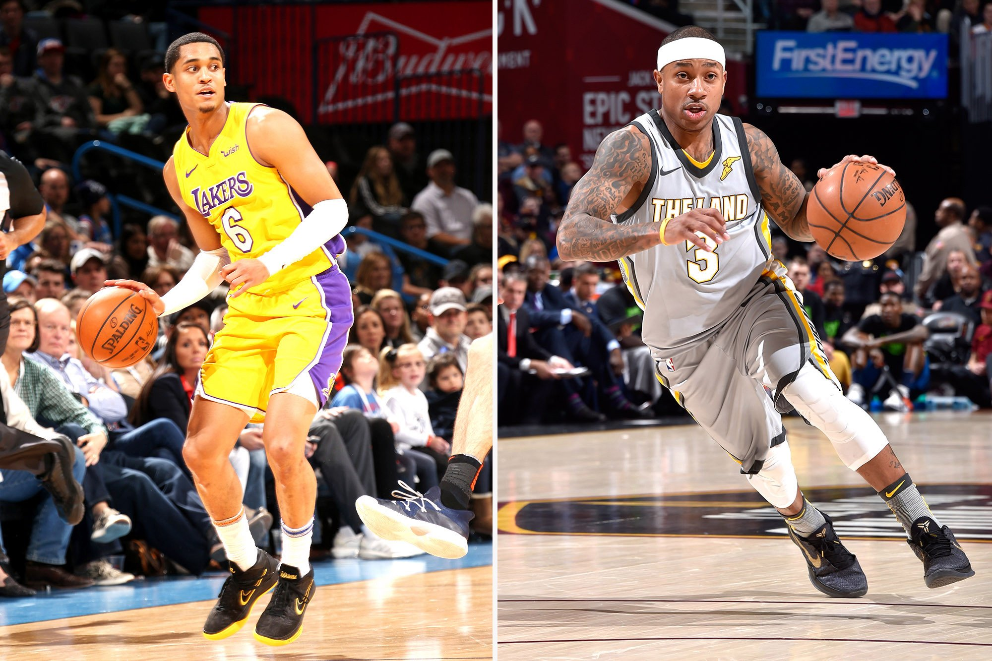 Cavaliers trade Isaiah Thomas to Lakers in blockbuster