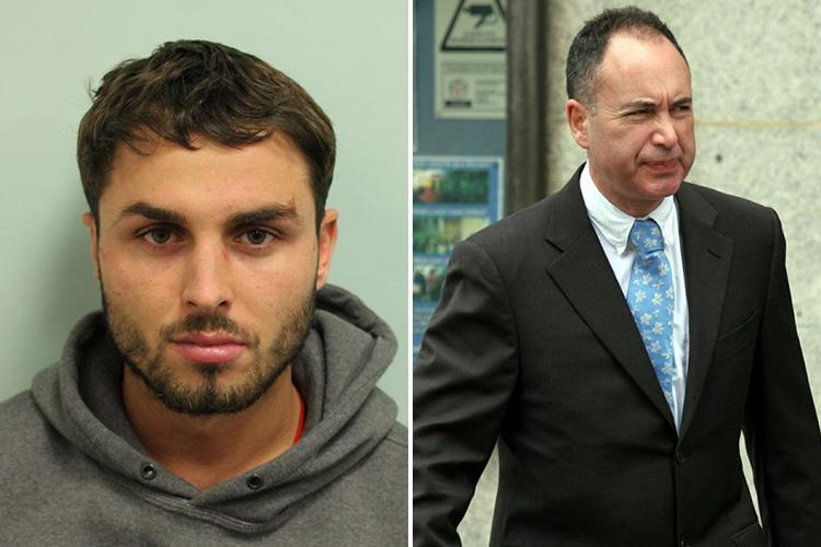 Arthur Collins to spend £50,000 on top lawyer in bid to quash 20-year acid attack sentence